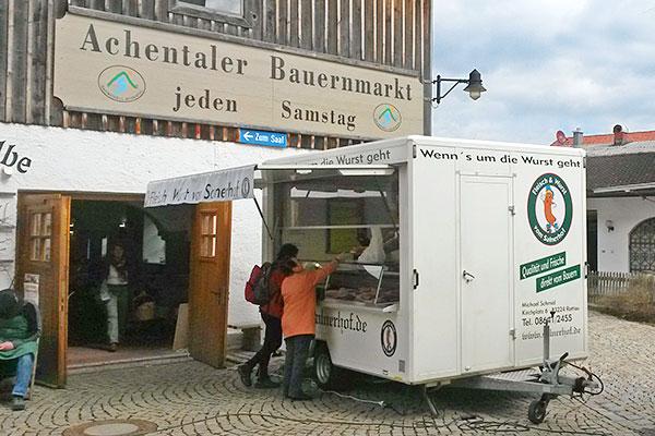 Bauernmarkt Grassau
